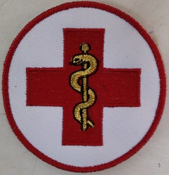 RED GOLD CROSS